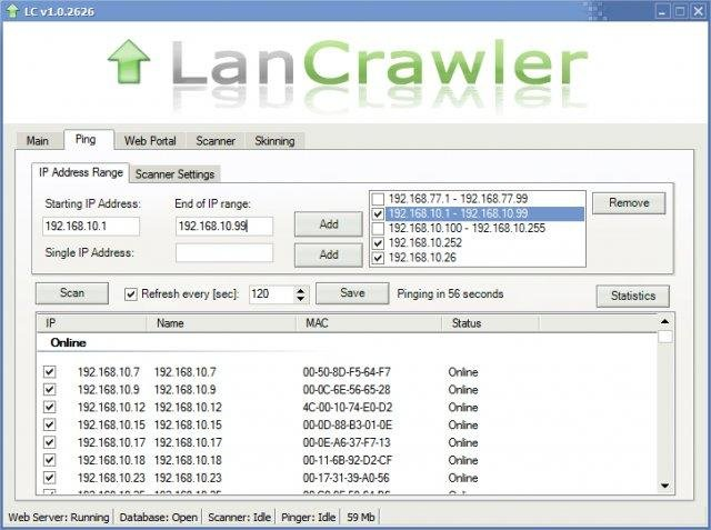 how to use license crawler