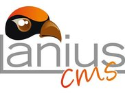 Lanius CMS Official Logo