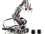 A sample LEGO EV3 robot arm