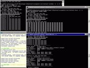 command line programs / tools build with libartnet-win32