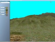 Terrain-Editor for paging terrain