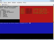 Simple Borland's conio.h program under Linux
