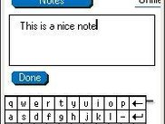 Notes Editor