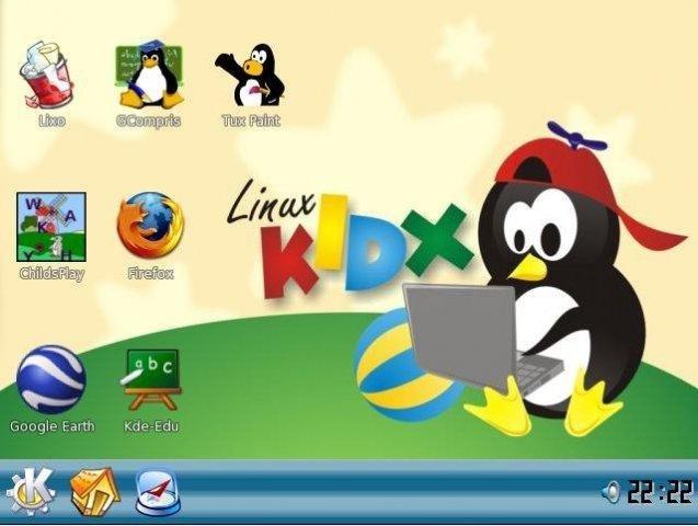 به فرزندانمان لینوکس بیاموزیم