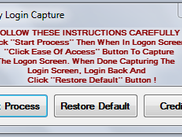 Logon Screen Capturer - New Tool