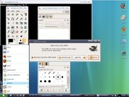LXP WinXP Vista (a clon of the new Vista OS)