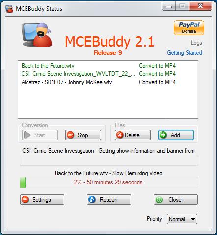 MCEBuddy