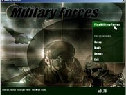The main menu.