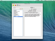 Midnight Journal on Mac