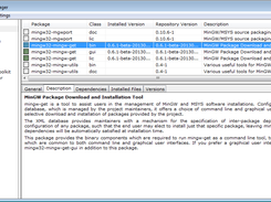 Installer -- Package View