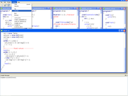 Integrated Development Environment for MicroJava compiler