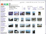MMM2 Web Interface - Main Page