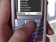 Nokia Phone Application - Sharing