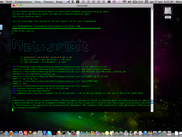 3) Reverse Shell between MacBook and iMac