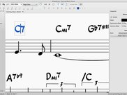 Chord symbols input in MuseScore 2.0