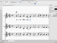 Lyrics input in MuseScore 2.0