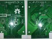 Revision B of the main board