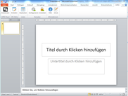 MTED PowerPoint 2010 Plugin