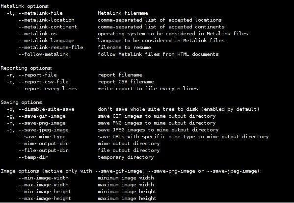linux ftp command line mput
