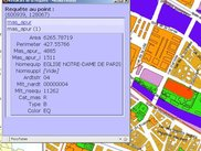 Musmap 0.7-dev - Simple query (Notre Dame, Paris)