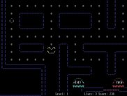 myman (big ASCII-art tiles and sprites)