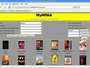 Adding a movie? simply enter the title, MyMPAA does the rest