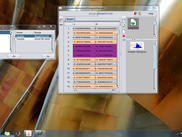 Myrtle running on Windows 7 with a user-customized color theme.
