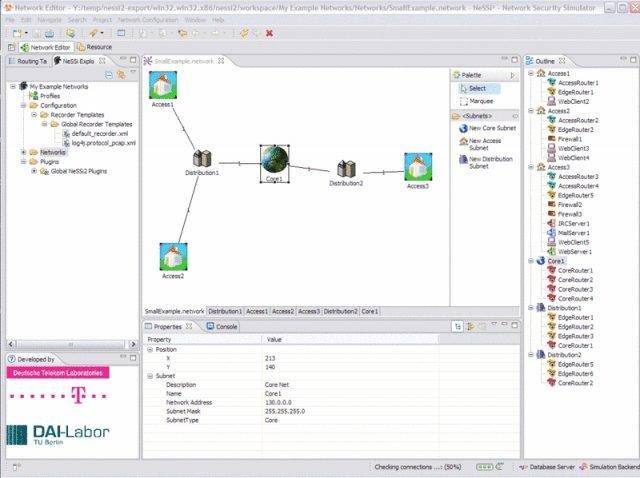 NeSSi2 screenshot