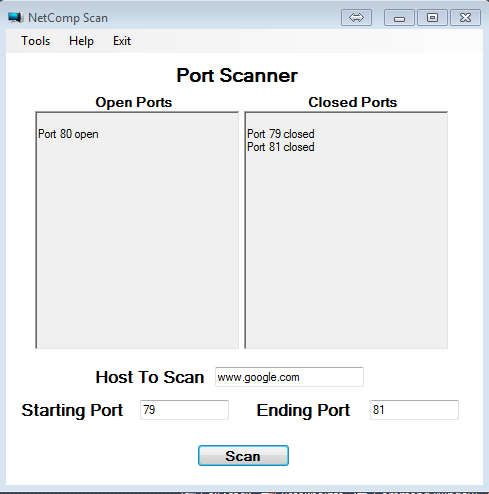 ping sweeps ports and scans In this sense, both ping sweeps and port scans may be considered as significant threats to a business, although not necessarily an immediate one.