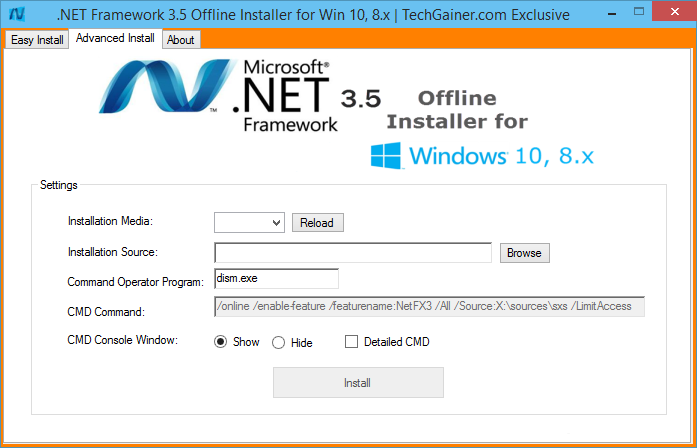 Download Net Framework 3 5 For Windows 8
