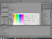 Color-picker with gamma correction (2009-06-09)
