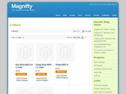 Magento integration with Magnifty