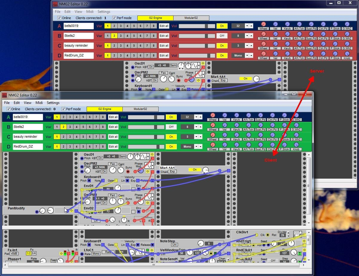 Nmg2 Open Source Editor Free Audio Video Software