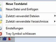 Notepad++ Tray Launcher de