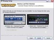 Winamp 0 installer