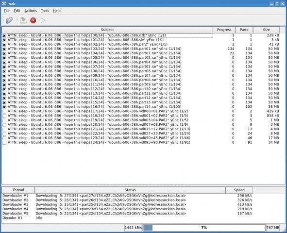 nzb downloaders