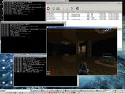 3 servers, launcher and client on Windows XP (SP2)