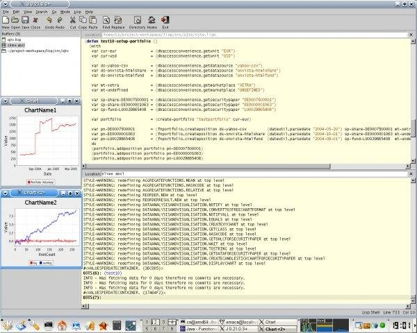 Java trading system source code