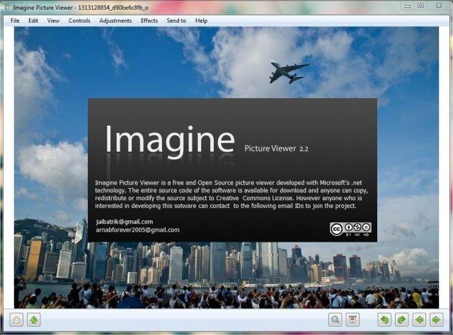 Imagine Picture Viewer screenshot