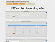 NAT and port forwarding