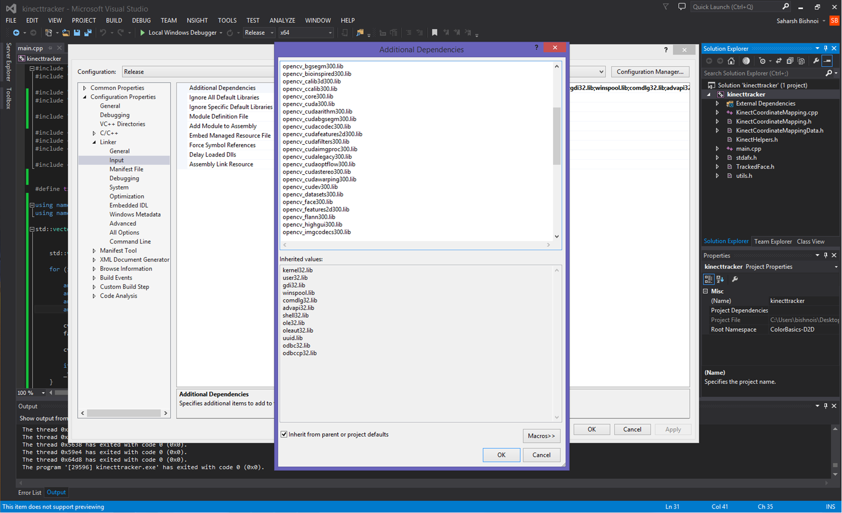 how to create a cuda project in visual studio