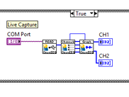 Example Live Capture Block Diagram