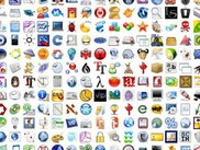 apps: Some application icons
