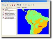The openModeller Desktop Map Viewer