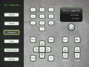 Tablet Design for TV Control with OpenRemote Look and Feel