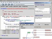 OpenSHORE with Java source code, graph tool and Prolog query
