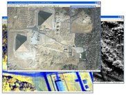 Multi-spectral, hyper-spectral and SAR imagery in Opticks