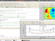 An example MATLAB session showing the results of a MIST simulation