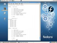 Fedora-5 running OSRFX2 application with OSRFX2 driver