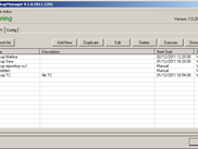 Main window of Backups Manager